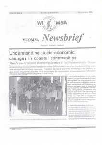 WIOMSA-Newsbrief-December-2005