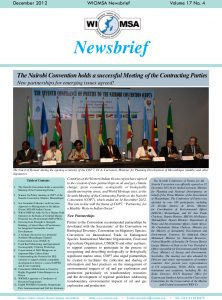 Wiomsa Newsbrief December Issue Vol 17 4