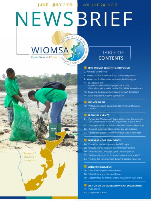 News | Western Indian Ocean Marine Science Association